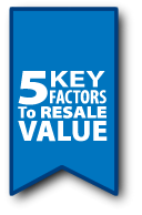 5 Key Factors to Resale Value