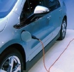 Electric car charging possible